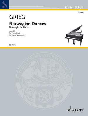 Grieg, E: Norwegian Dances op. 35
