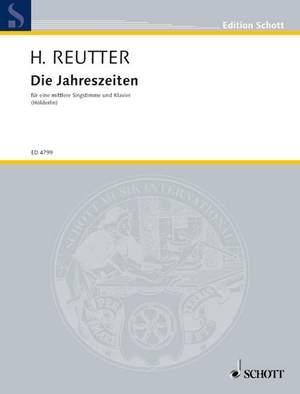 Reutter, H: Die Jahreszeiten