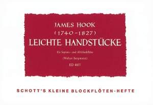 Hook, J: Leichte Handstücke