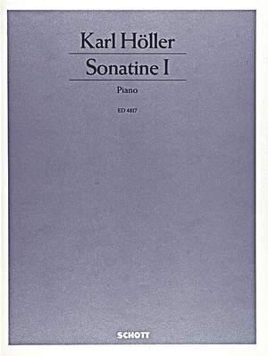 Hoeller, K: Two Sonatinas, op. 58 op. 58