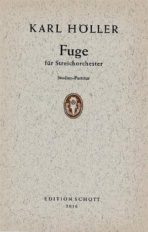 Hoeller, K: Fugue