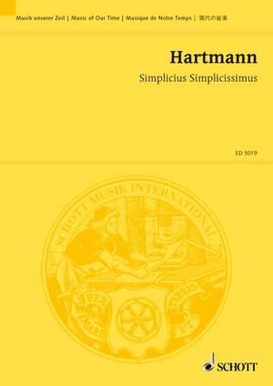 Hartmann, K A: Simplicius Simplicissimus