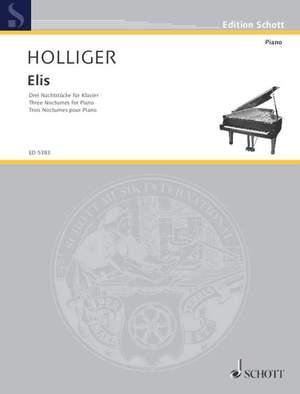 Holliger, H: Elis