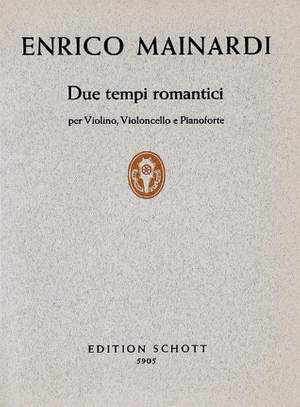 Mainardi, E: Due tempi romantici