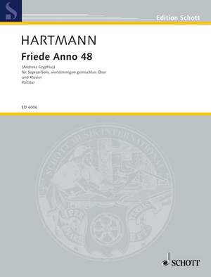 Hartmann, K A: Friede Anno 48