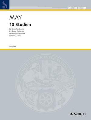 May, H W: 10 Studies