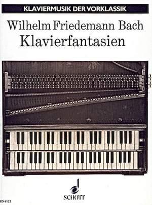 Bach, W F: Fantasien