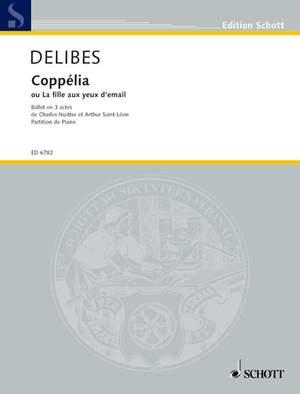 Delibes, L: Coppélia