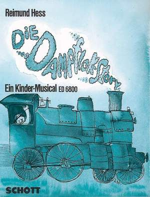 Hess, R: Dampflok-Story