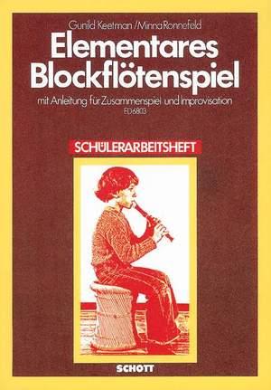 Elementares Blockflötenspiel