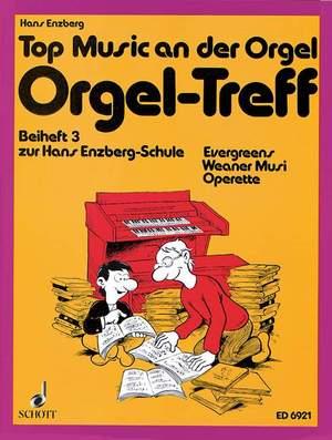 Enzberg, H: Orgel-Treff Heft 3 Product Image
