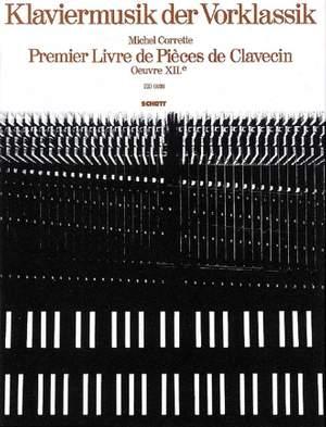 Corrette, M: Premier Livre de Piéces de Clavecin