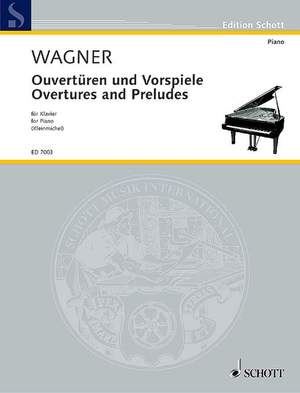 Wagner, R: Overtures and Preludes