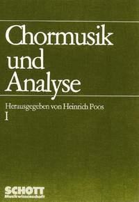 Chormusik und Analyse   Part 1