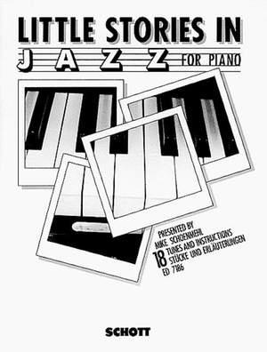 Schoenmehl, M: Little Stories in Jazz