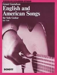 Gustafson, G: English and American Songs