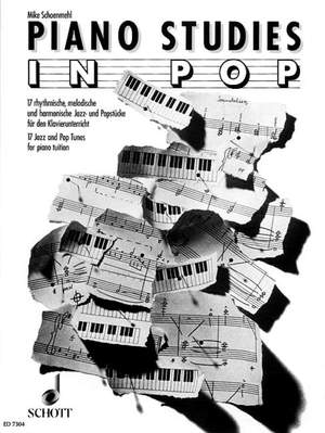 Schoenmehl, M: Piano Studies in Pop