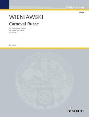 Wieniawski, H: Carneval Russe