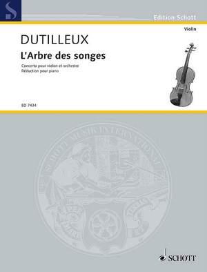 Dutilleux, H: L'Arbre des songes