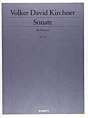 Kirchner, V D: Sonata