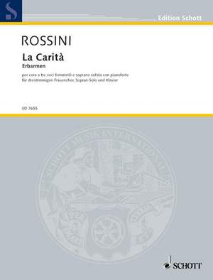 Rossini: La Carità - Erbarmen