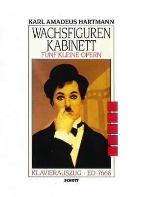 Hartmann, K A: Wachsfigurenkabinett