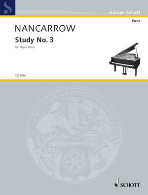 Nancarrow, C: Collected Studies for Player Piano Vol. 4
