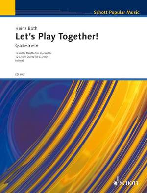 Both, H: Let's Play Together! Product Image