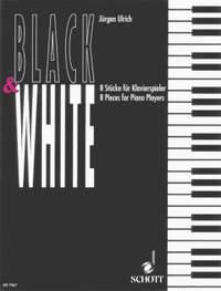 Ulrich, J: Black & White