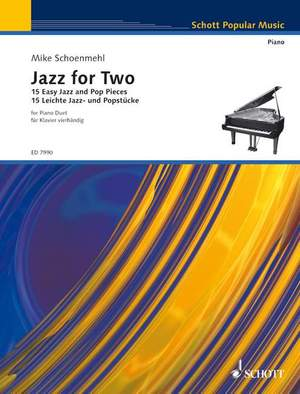 Schoenmehl, M: Jazz for Two