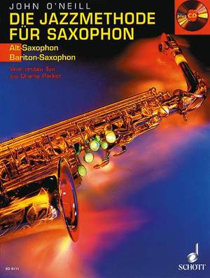 O'Neill, J: The Jazz method for Saxophone Band 1