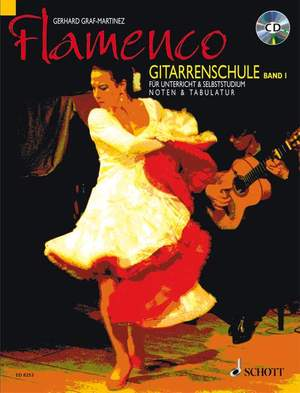 Graf-Martinez, G: Flamenco Band 1