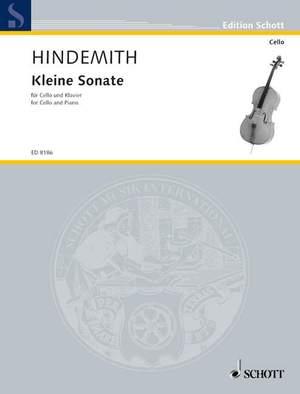 Hindemith, P: Little Sonata