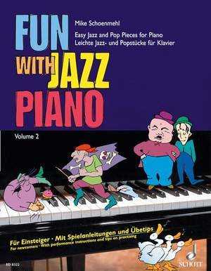 Schoenmehl, M: Fun with Jazz Piano Band 2