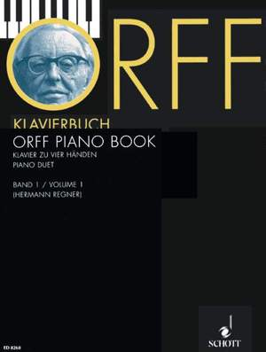 Orff, C: Orff Piano Book Band 1