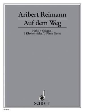 Reimann, A: Auf dem Weg Band 1