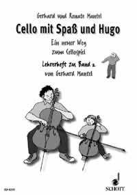 Mantel, G: Cello mit Spaß und Hugo Band 2