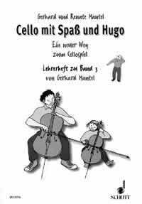 Mantel, G: Cello mit Spaß und Hugo Band 3