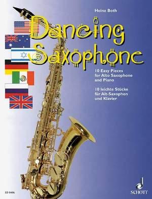 Both, H: Dancing Saxophone Product Image