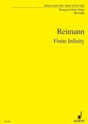Reimann, A: Finite Infinity