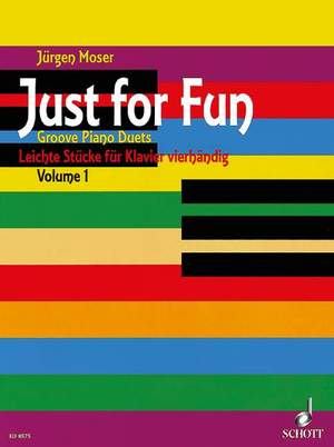 Moser, J: Just for Fun Band 1