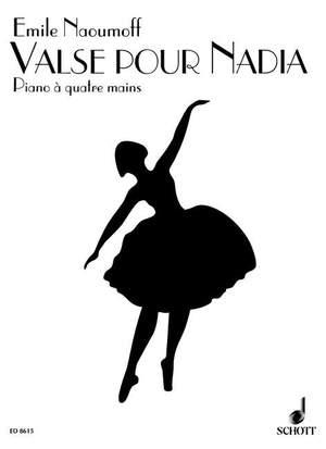 Naoumoff, E: Waltz for Nadia