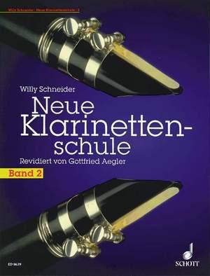 Schneider, W: Neue Klarinettenschule Band 2 Product Image