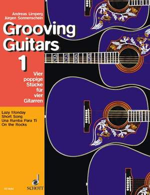 Grooving Guitars Band 1