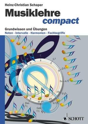 Schaper, H: Musiklehre compact