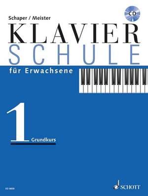 Klavierschule für Erwachsene Band 1