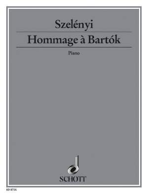 Szelényi, I: Homage of Bartok