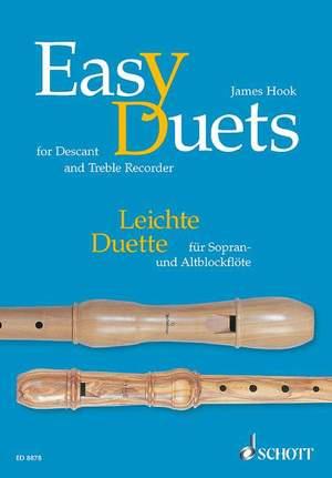 Hook, J: Easy Duets