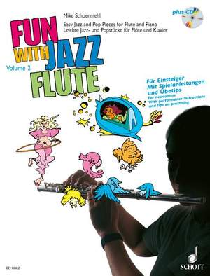Schoenmehl, M: Fun with Jazz Flute Band 2