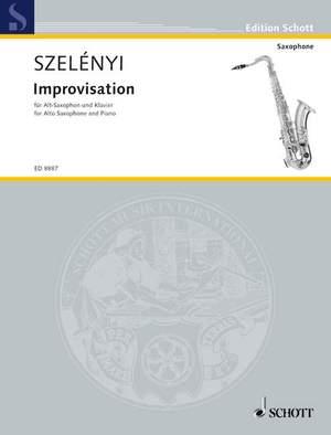 Szelényi, I: Improvisation